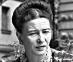 Simone de Beauvoir iniciadora del ecofeminismo
